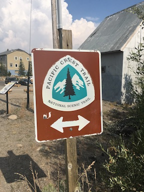1.2 Miles of the Pacific Crest Trail- Part 1
